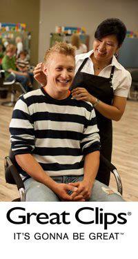 Great Clips, men's haircuts Salt Pond Shopping Center, Narragansett, RI