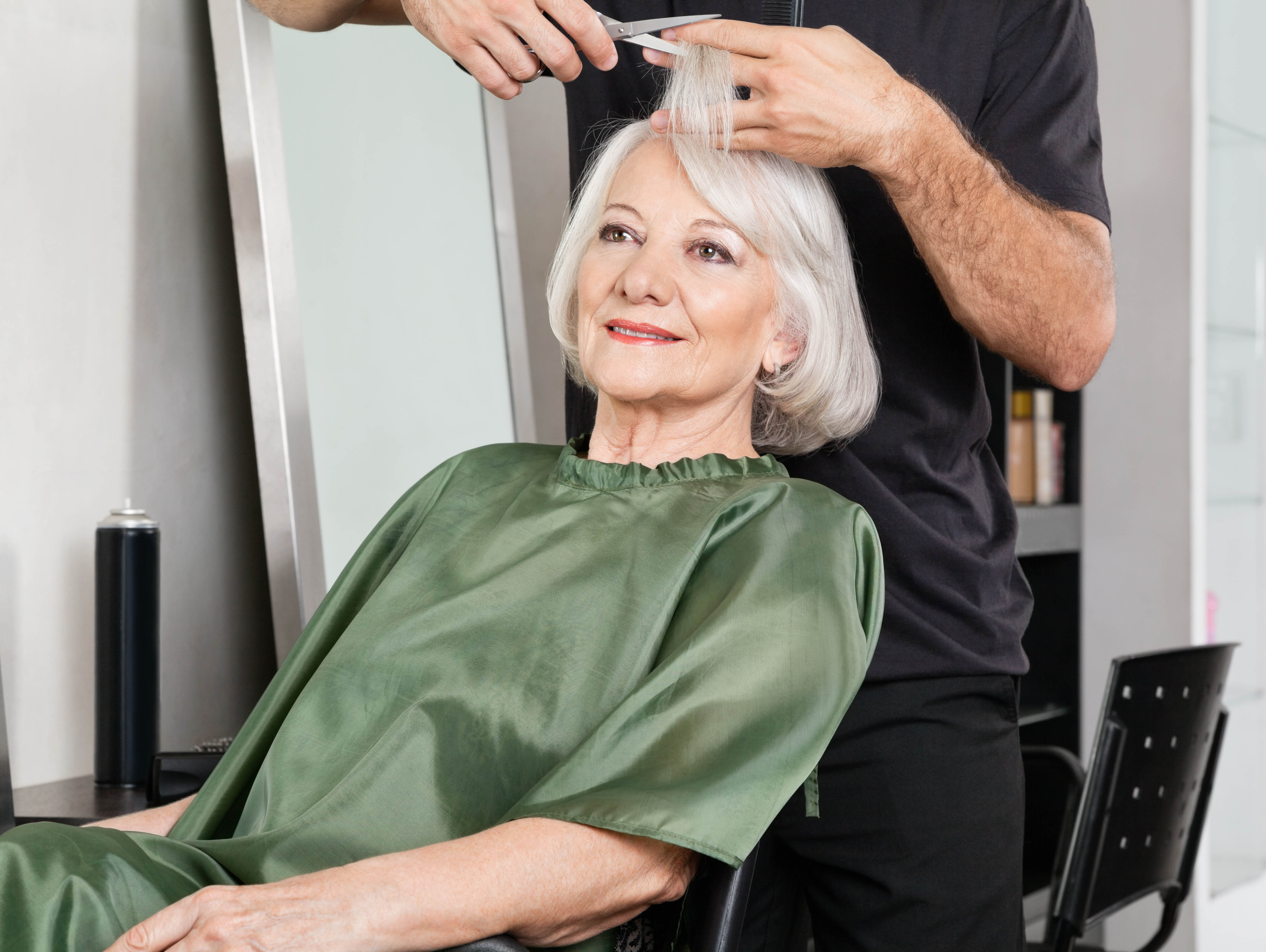 Haircuts for women near Newnan