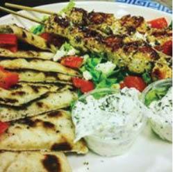kabob, greek, breakfast, lunch, catering