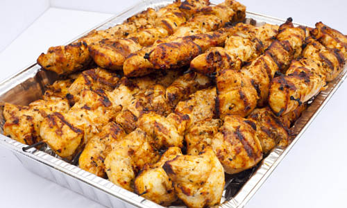 Perfectly seasoned Mediterranean chicken