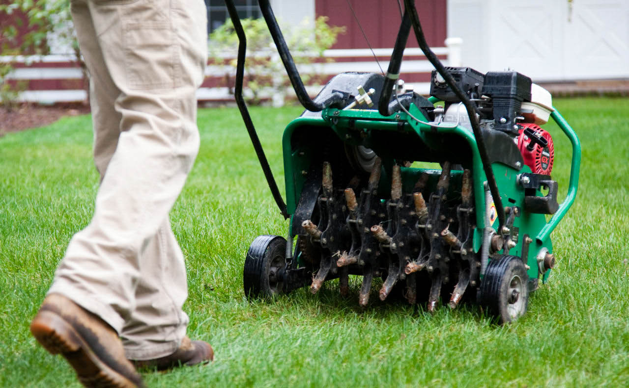 Green Keepers offers basic maintenance, bush/tree trimming, aeration, & yard cleanup for Weber and Davis County, Utah.