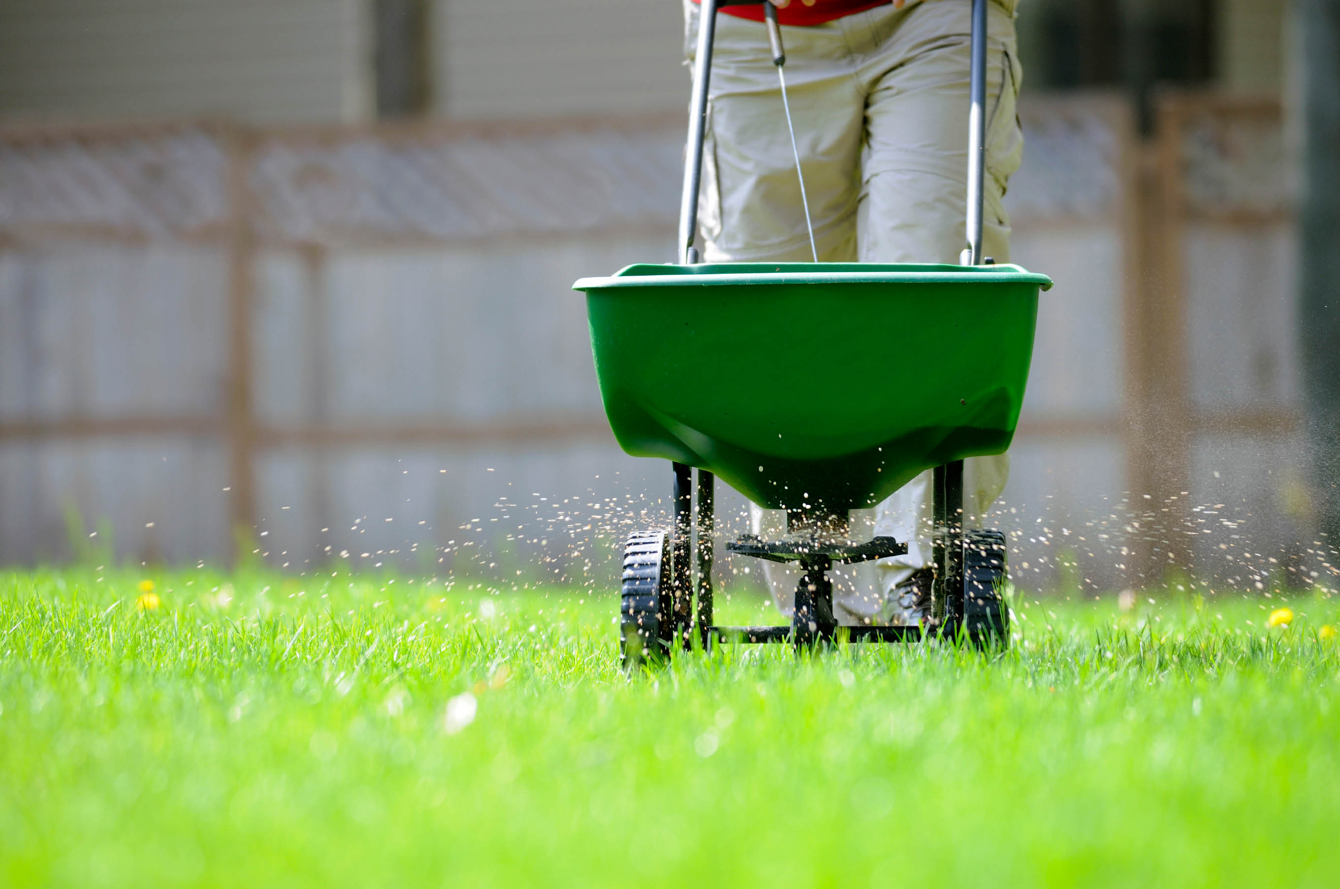 Lawn Fertilzation: One time application or 5-step program in Ogden, Clinton, Layton, Kaysville, Plain City, Roy, Farr West, North Salt Lake, Clearfield, Utah and many more cities in the Weber/Davis area.