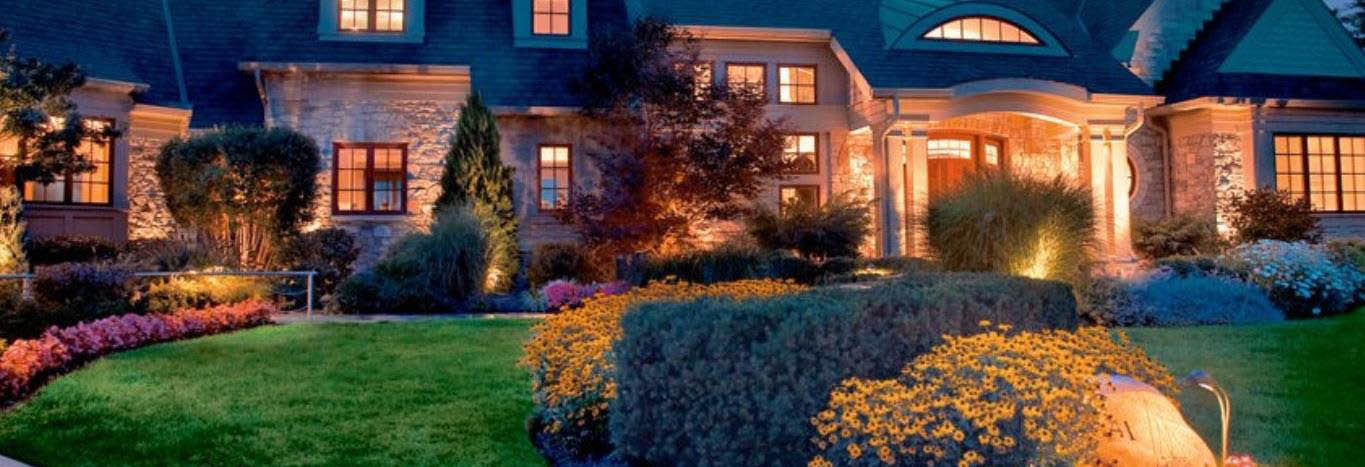 Green Country Lawn & Landscape Lighting in Houston, TX Banner ad