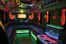 Rent a limousine for bachelor parties, weddings and more.