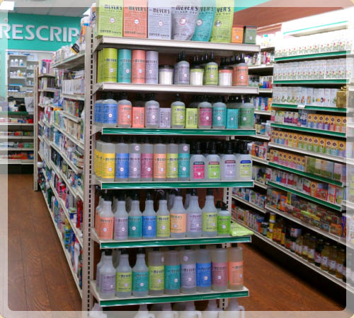 Complete stock of homeopathic wellness products