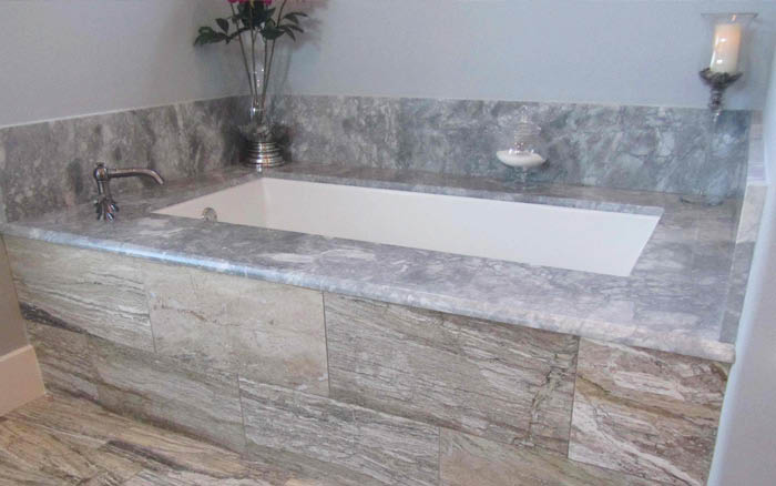 grey goose marble granite bathtub