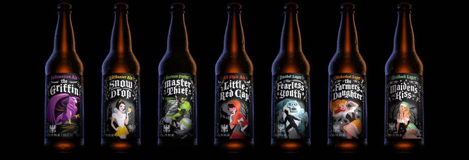 Grimm Brothers Beer