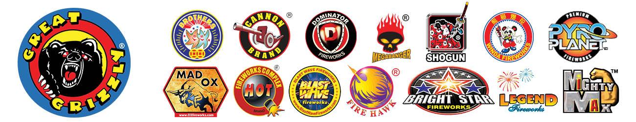 fireworks brands