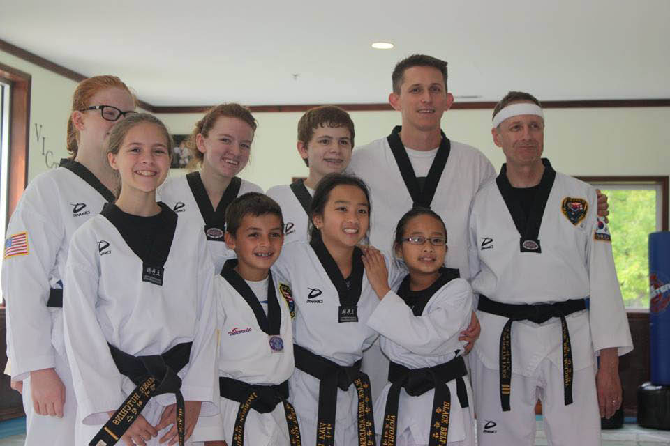 tae kwon do, martial arts, summer program, winter program, before and after school, all ages, demo team; prince frederick, md