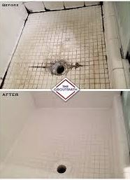 Shower repair and cleaning services in the San Fernando Valley area