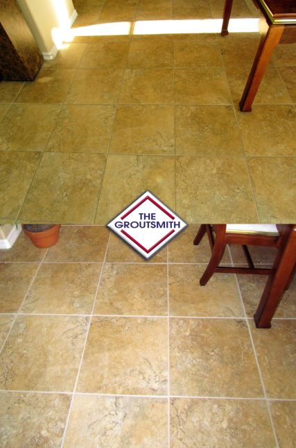 Cleaning services for tile floor near Oxnard