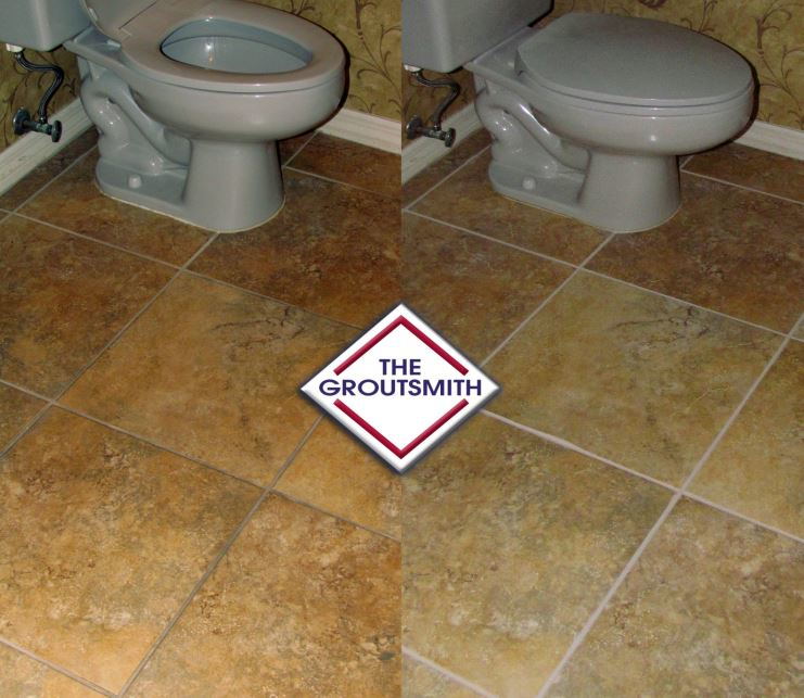 Tile and grout cleaning in Casita Springs