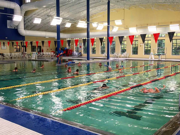Groveport Recreation Center swimming pool