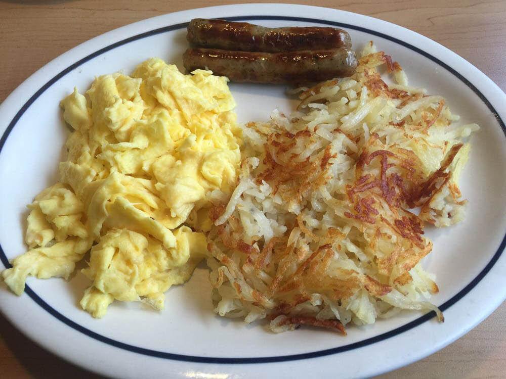 Breakfast all day long at GrubHouse Restaurant in Warren, MI