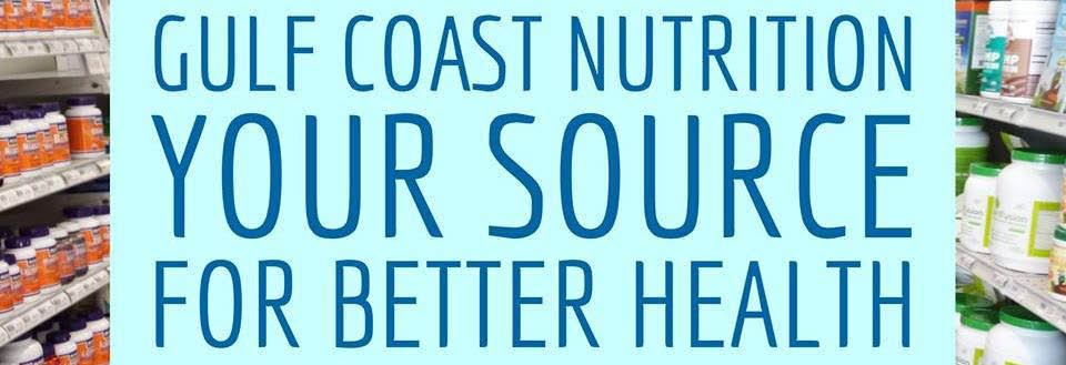 save at health center save on nutrition save Gulfcoast Nutrition coupon