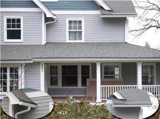 Guttershell Gutterguards are a great solution for your New England home