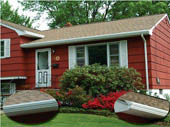 No more worries about leaves and pine needles in your Guttershell gutters