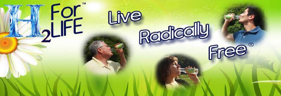 H2 For Life - Live Radically Free banner