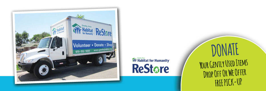Greeley Area Habitat for Humanity ReStore