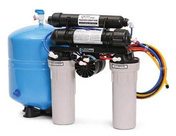 Reverse Osmosis will provide the highest quality water for  drinking and food preparation!