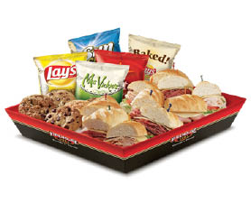 firehouse subs catering, event catering