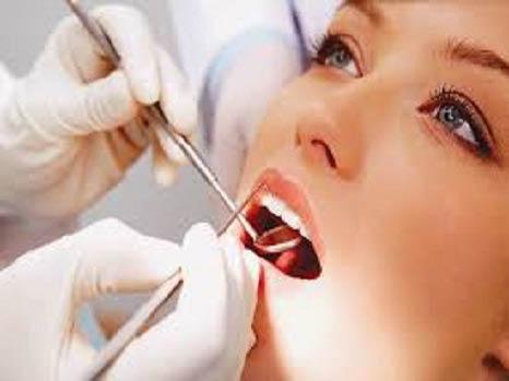 Keep teeth clean for health reasons.