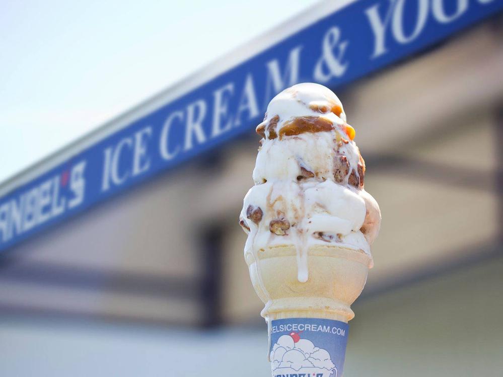 Handel's Homemade Ice Cream treats
