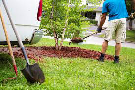 mulching; painting; simple landscaping in Pennsylvania