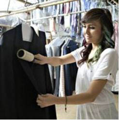 Launder, dry cleaners
