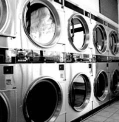 clean, sanitary, laundry, washers