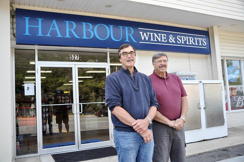 harbour wine & spirits, severna park md, beer, alcohol beverages store