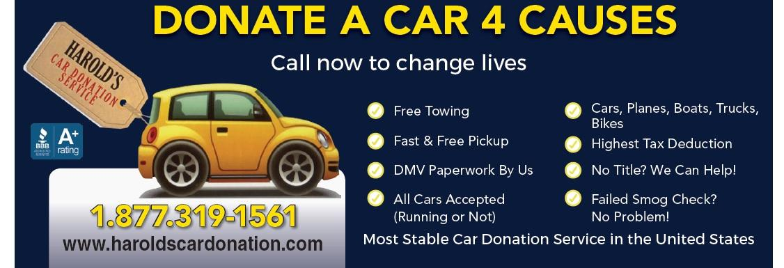 donate your car reduce taxes charity donation