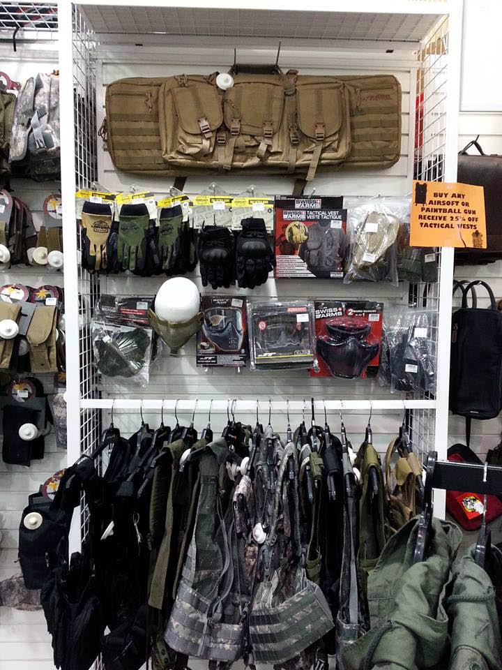 Military Gear Robbinsville