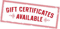 Gift certificates are always available at Hart Farm Nursery & Garden Center