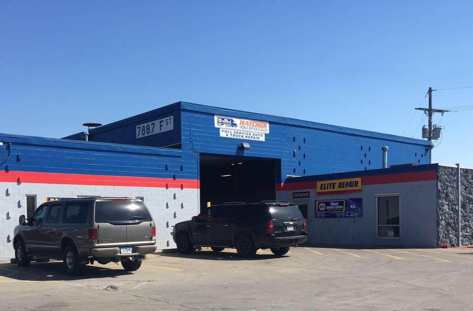 Mobile auto repair near Omaha
