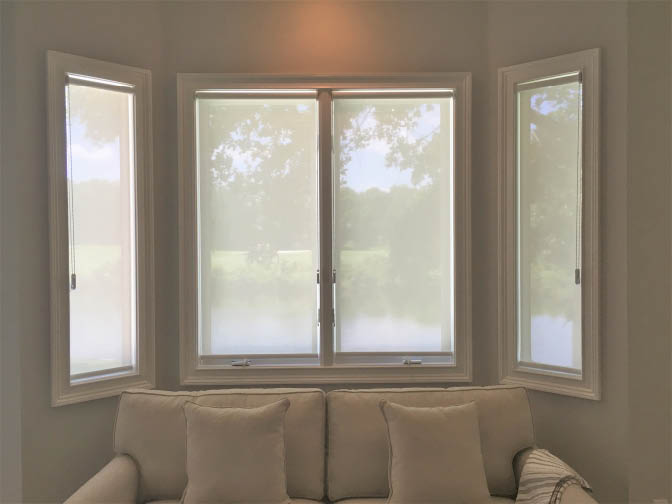 Window treatments near Hilton Head Island
