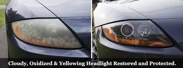 Get headlight restoration near Cary, NC