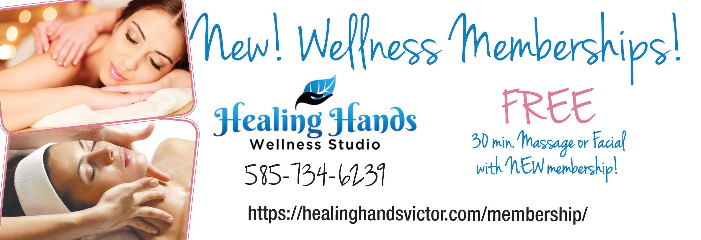 healing hands rochester ny coupons