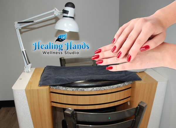 Manicure Healing Hands Rochester NY