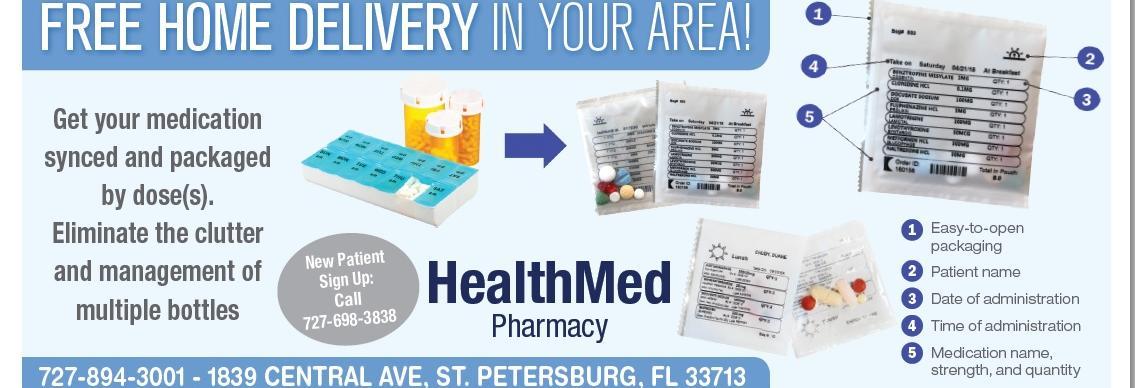 Local pharmacy Diabetic supplies