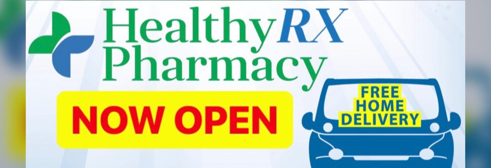 healthy rx pharmacy toledo deliver pick up