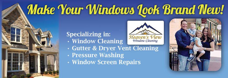 Heaven's View Window Cleaning in Loveland