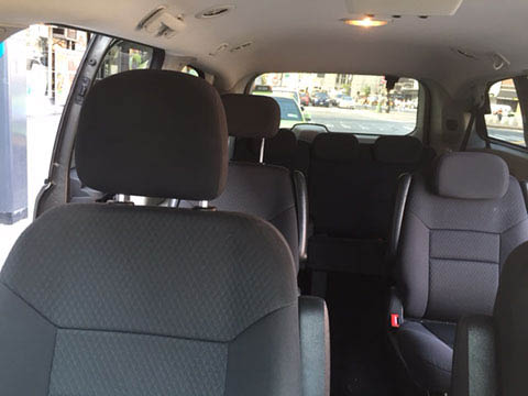 Car, van and Limo service in NYC