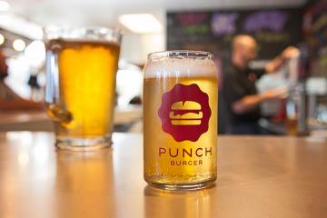Punch Burger, Carmel, IN Draft Beer