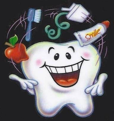 Healthy teeth are happy teeth - get a routine dental exam