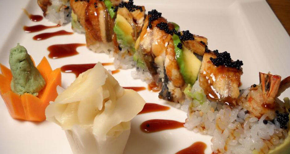 Sushi restaurants in Matteson IL