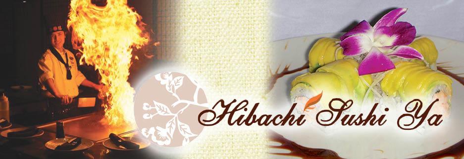 Hibachi Sushi Ya in Darien CT banner image