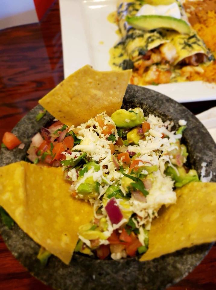 Tex-Mex meals at our Urbandale family restaurant