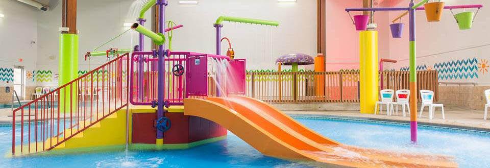 pool splash pad indoor swimming