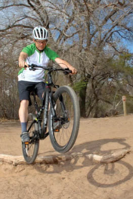 Bicycle helmets and accessories